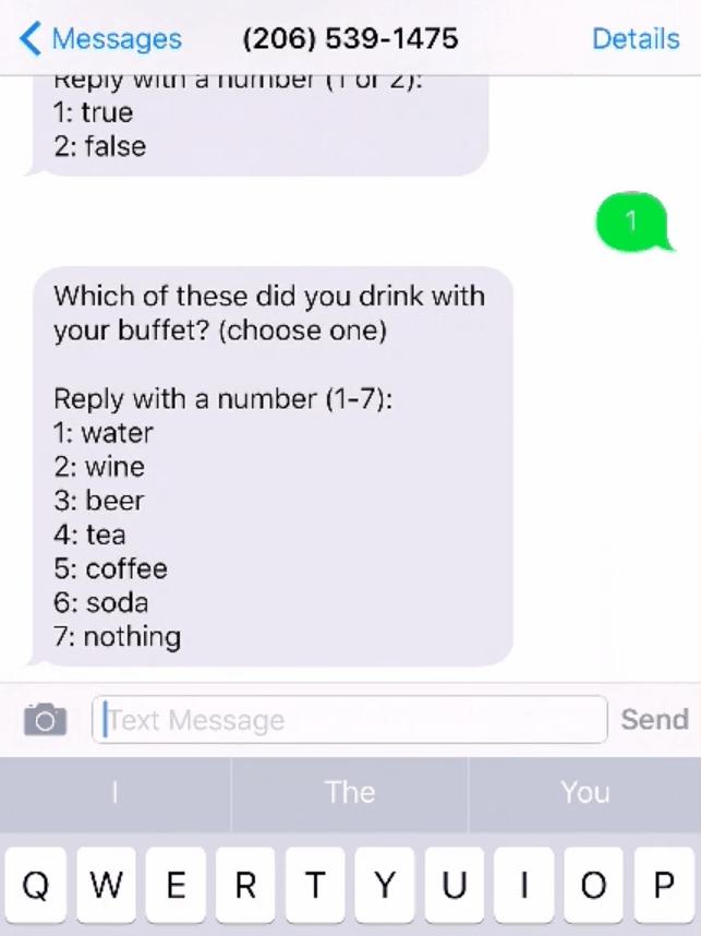 Text Message Surveys - TalkToTheManager